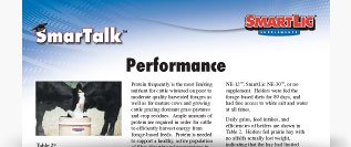 Performance SmarTalk™