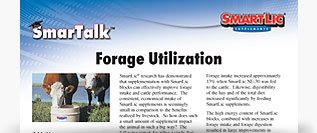 Forage Utilization SmarTalk™