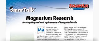 Magnesium Research SmarTalk™